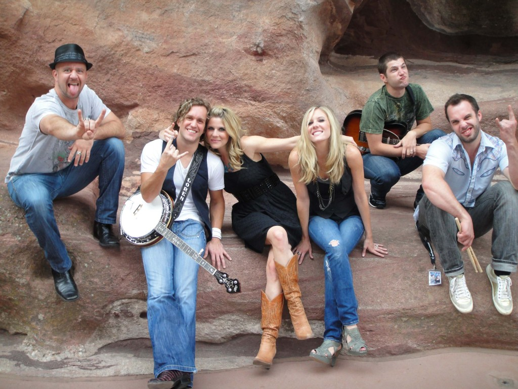 k&K band Red Rock