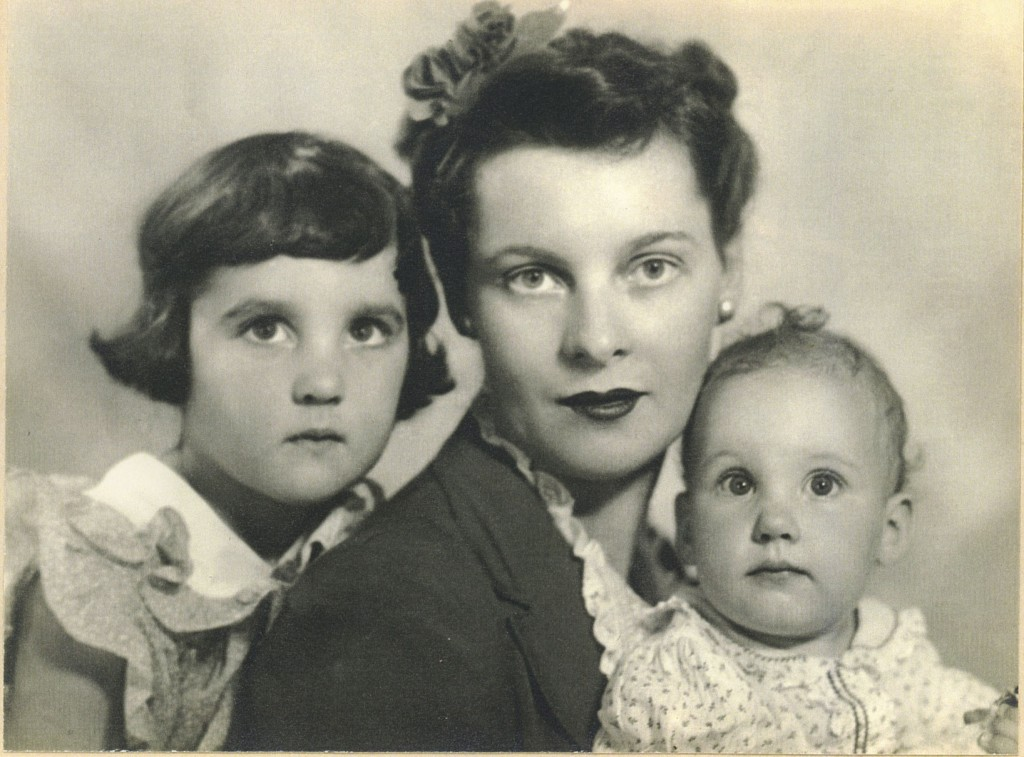Judy, Molly and Nancy